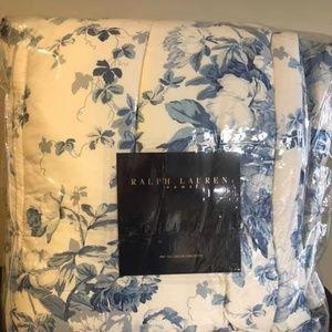 Ralph Lauren Bedding - New Rare Vintage Ralph Lauren Comforter